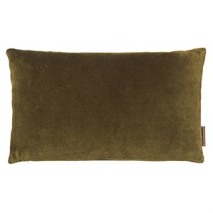 Image of   Cozy Living - Velvet Soft Cushion Small - MUSTARD
