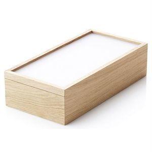 Applicata - ObjectBox medium - white
