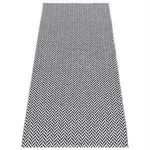 Image of   Horredsmattan - Ola sort (200 x 300 cm)