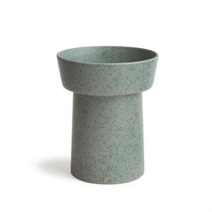 Kähler vase - Ombria vase H20 i granitgrøn
