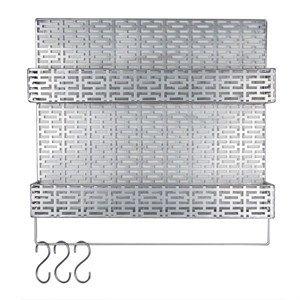 Image of   Au Maison - Opbevaringstavle - Sølv - 45x45x10 cm