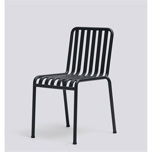 Image of   HAY havemøbel - Palissade stol / chair i anthracite