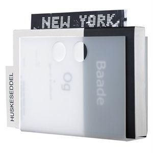 Image of   Paper U fra Neon Living - hvid