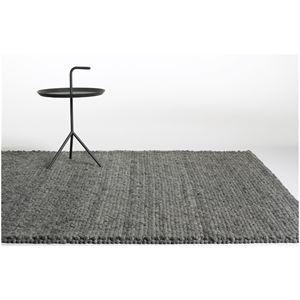 """Image of   Hay - tæppe """"Peas"""" - dark grey - str. 140 x 200 cm"""