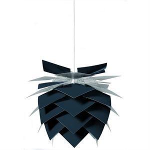 Image of   Dyberg Larsen - Pineapple pendel grå - Ø 35 cm
