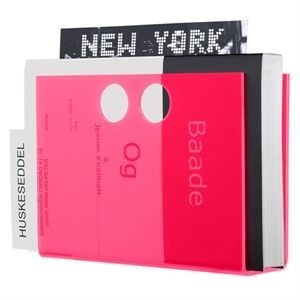 Image of   Paper U fra Neon Living - pink