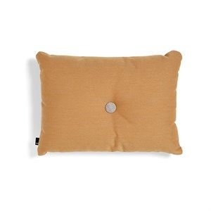 Image of   HAY pude - Dot Cushion 1 dot Steelcut Trio - soft caramel