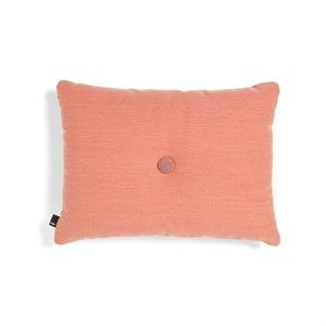 Image of   HAY pude - Dot Cushion 1 dot Steelcut Trio - coral