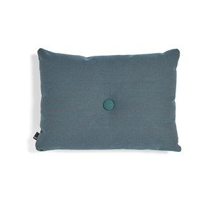 Image of   HAY pude - Dot Cushion 1 dot Steelcut Trio - racing green