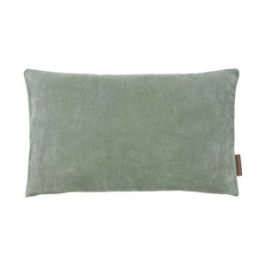 Image of   Cozy Living - Velvet Soft Cushion Small - SEAGRASS