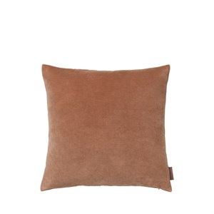 Image of   Cozy Living - Velvet Soft Cushion - SANDSTONE