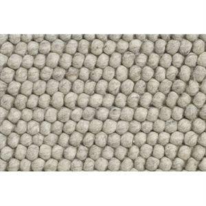 "Image of   Hay - tæppe ""Peas"" - Soft Grey - str. 140 x 200 cm"