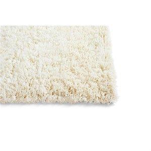 Image of   Hay - Shaggy Gulvtæppe (140 x 200 cm) - cream