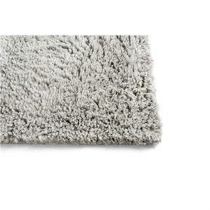 Image of   Hay - Shaggy Gulvtæppe (140 x 200 cm) - varm grå