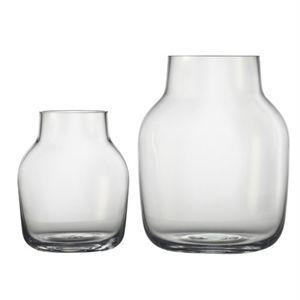 Image of   Muuto - Silent vase small - klar