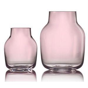 Image of   Muuto - Silent vase small - lyserød