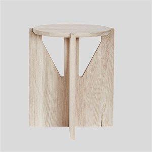 Image of   Kristina Dam stool - Skammel i eg