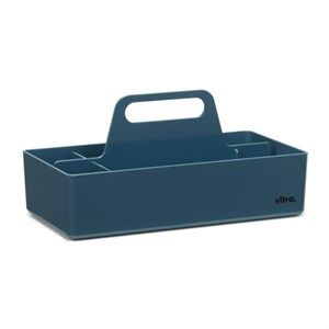 "Image of   Vitra - ""Toolbox"" værktøjskasse - sea blue"