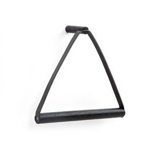 Image of   By Wirth - Towel hanger - Sort