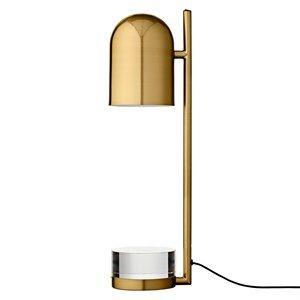 Image of   AYTM - LUCEO bordlampe (Ø12xH45) - Guld/Klar