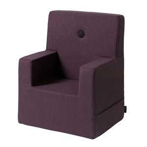 Image of   By KlipKlap børnestol - KK Kids chair XL - Plum /lilla