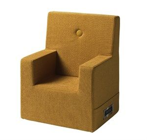 Image of   By KlipKlap børnestol - KK Kids chair XL - Mustard /senneps gul