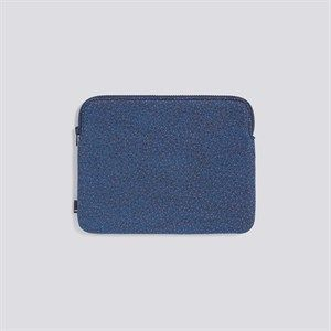 Image of   HAY - Zip tablet cover - Sprinkles blue